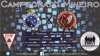 Pré-Jogo: Cruzeiro x Tricordiano