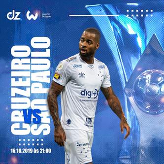 Pré-jogo: Cruzeiro x São Paulo