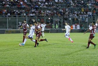 Empate no Último Lance: Patrocinense 1x1 Cruzeiro