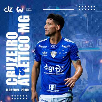 Pré-jogo: Cruzeiro x Alt.Mineiro