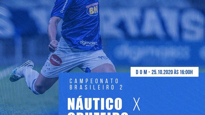 Pré-jogo: Náutico x Cruzeiro