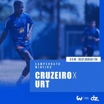 Pré-jogo: Cruzeiro x URT