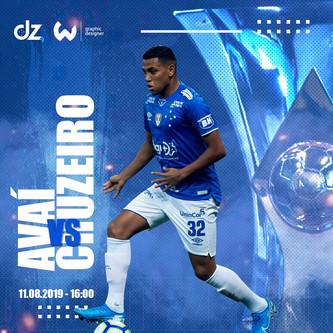 Pré-jogo: Avaí x Cruzeiro