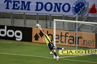 Cruzeiro 2x1 Botafogo-SP: Uma estréia com muita emoção