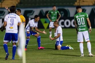 Guarani-SP 2x3 Cruzeiro: Tá pago!