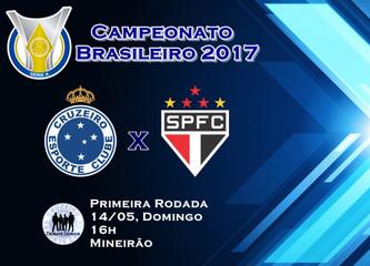 Pré Jogo: Cruzeiro x São Paulo