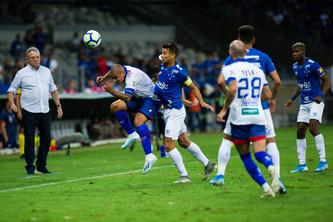 Cruzeiro 1x1 Fortaleza - Em noite de reencontros, a lei do ex ataca novamente