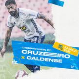 Pré-jogo: Cruzeiro x Caldense