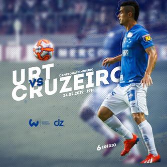 Pré-jogo: URT x Cruzeiro
