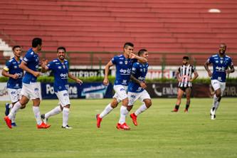 Tupi 0x3 Cruzeiro: Controle do inicio ao fim