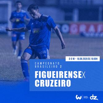 Pré-jogo: Figueirense x Cruzeiro