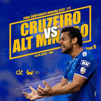 Pré-jogo: Cruzeiro x Alt. Mineiro