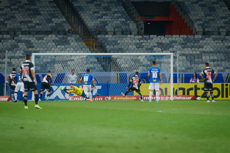 Cruzeiro 1x0 Vasco: Vamos enxergar o copo meio cheio