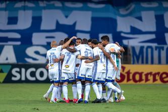 Cruzeiro 3x0 Ponte Preta: Vitória convincente