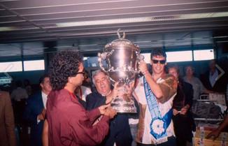 SUPERCOPA 1992: Nosso 30º Título Oficial - Uma conquista empolgante