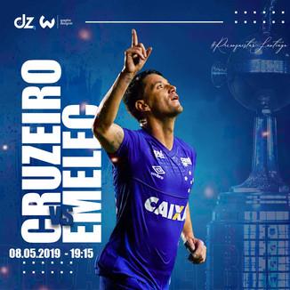 Pré-jogo: Cruzeiro x Emelec