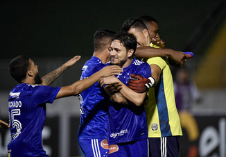 Boa Esporte 1 (4)x(5) 1 Cruzeiro: Veio a classificação...Faltou Futebol