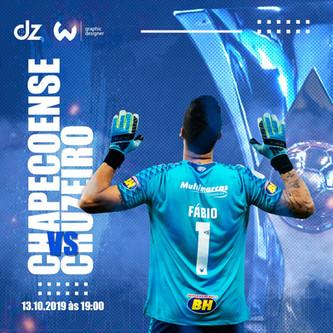 Pré-jogo: Chapecoense x Cruzeiro