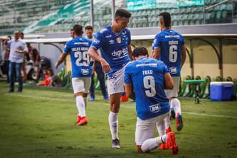 América 2x3 Cruzeiro: Vitória com direito a TRIPLETE de FRED