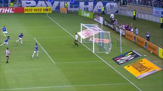 Cruzeiro 1x2 São Paulo: Início covarde, mas Geovanni estava no Mineirão