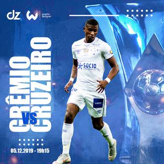 Pré-jogo: Grêmio x Cruzeiro