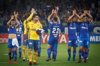Cruzeiro 1x1 Boca Juniors: Eliminado porém de cabeça erguida