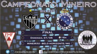 Pré-Jogo: Atlético x Cruzeiro