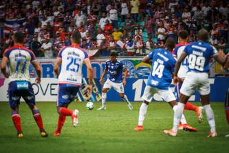 Bahia 0x0 Cruzeiro: Garotada traz bom resultado de Salvador