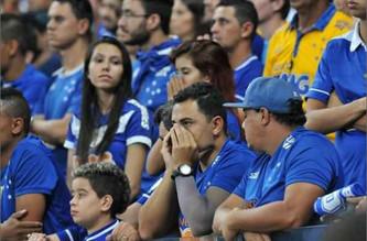 O que fizeram com o nosso Cruzeiro?