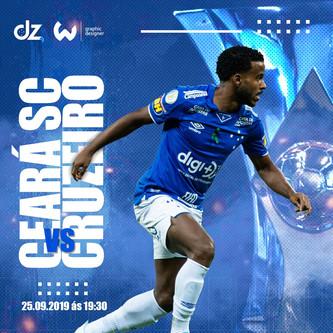 Pré-jogo: Ceará x Cruzeiro