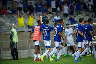 Cruzeiro alcança a segunda vitória na raça: 1x0 no Villa Nova