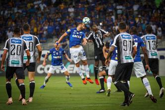 Cruzeiro 0x2 Ceará: Vexame dentro do Mineirão