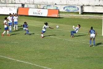 Taubaté 2x1 Cruzeiro: Time feminino estreia Brasileiro com derrota