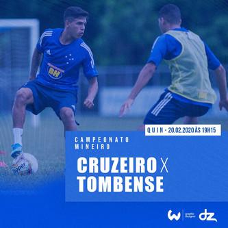 Pré-jogo: Tombense x Cruzeiro