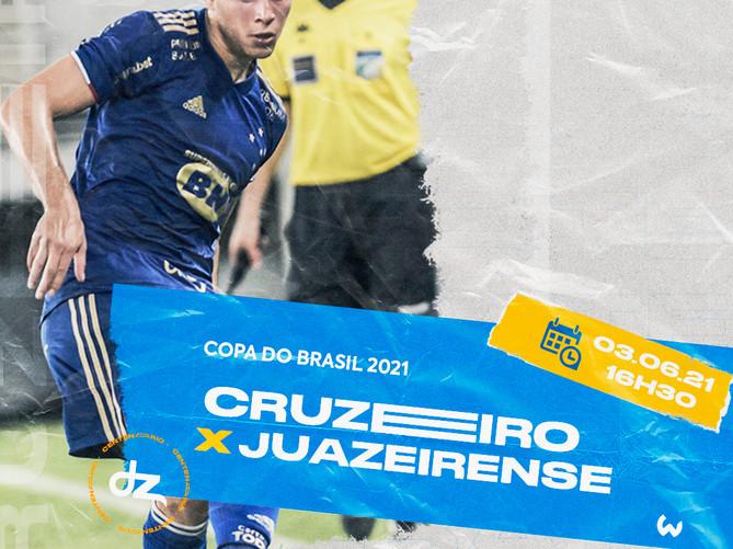 Pré-jogo: Cruzeiro x Juazeirense