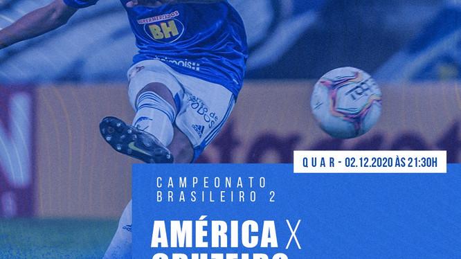 Pré-jogo: América-MG x Cruzeiro