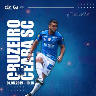 Pré-jogo: Cruzeiro x Ceará