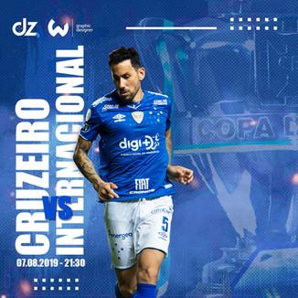 Pré-jogo: Cruzeiro x Internacional