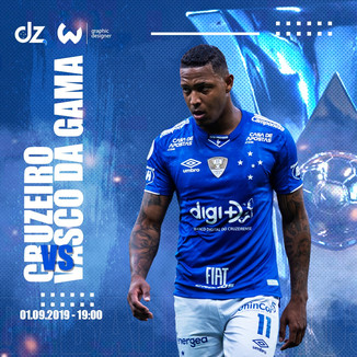Pré-jogo: Cruzeiro x Vasco