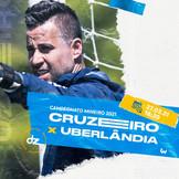 Pré-jogo: Uberlândia x Cruzeiro