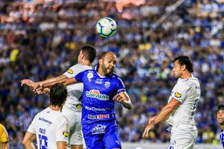 CSA 1x1 Cruzeiro: Um pecado levar o empate no final