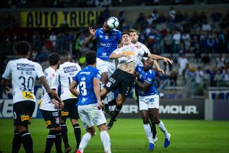 Cruzeiro 0x0 Corinthians: Empate com sabor de derrota