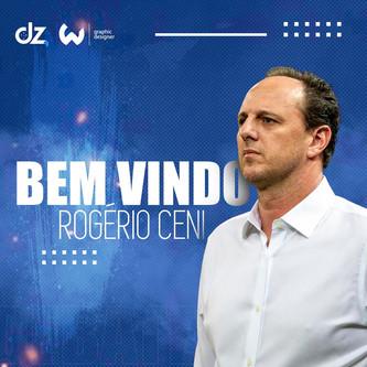 Bem-vindo, Rogério Ceni!
