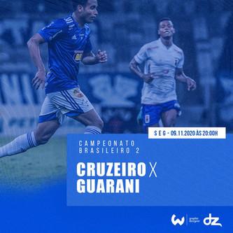 Pré-jogo: Cruzeiro x Guarani