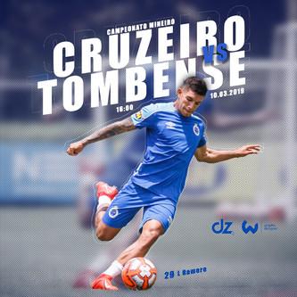 Pré-jogo: Cruzeiro x Tombense