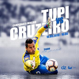 Pré-jogo: Tupi x Cruzeiro