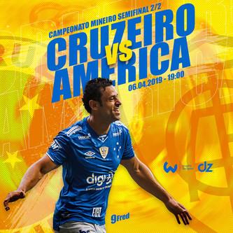 Pré-jogo: Cruzeiro x América