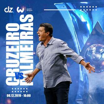 Pré-jogo: Cruzeiro x Palmeiras