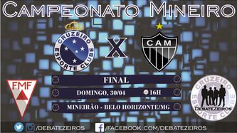 Pré-Jogo: Cruzeiro x Atlético-MG