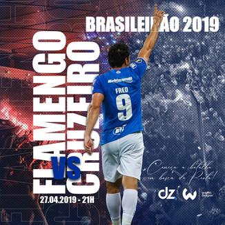 Pré-jogo: Flamengo x Cruzeiro